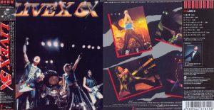 5 X - Live X      CD