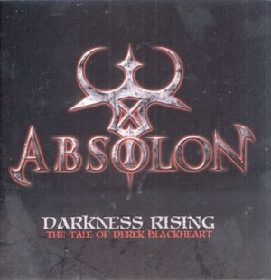ABSOLON - Darkness rising      CD
