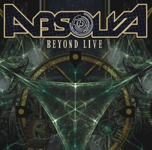 ABSOLVA - Beyond live      CD