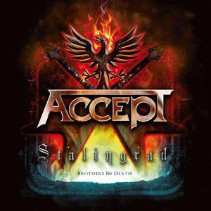 ACCEPT - Stalingrad      CD&DVD