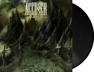 ACCUSER - The forlorn divide      LP