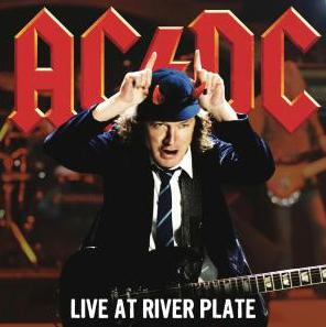 AC/DC - Live at River Plate - col. vinyl      3-LP