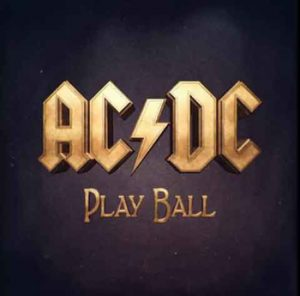 AC/DC - Play ball      Single