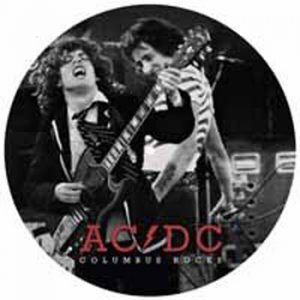 AC/DC - Cleveland rocks - The Ohio Broadcast 1977      LP