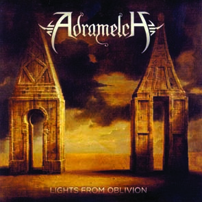 ADRAMELCH - Lights from oblivion      CD