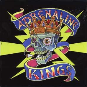 ADRENALINE KINGS - Same      CD