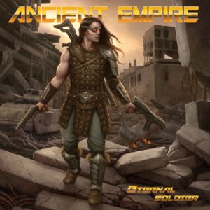 ANCIENT EMPIRE - Eternal soldier      CD