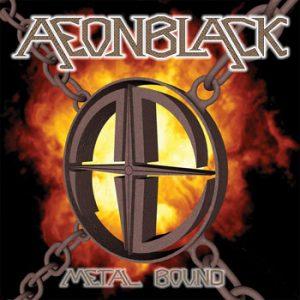 AEONBLACK - Metal bound      CD