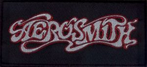AEROSMITH - Logo      Aufnäher