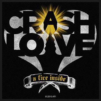 AFI - Crash love      Aufnäher