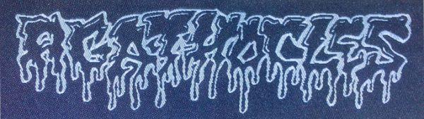 AGATHOCLES - Logo      Aufnäher