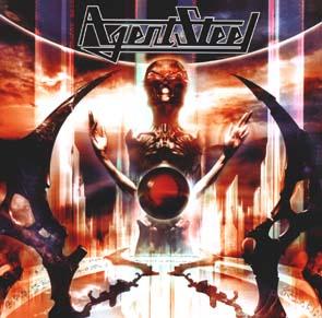 AGENT STEEL - Alienigma      CD