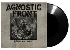 AGNOSTIC FRONT - Police violence      Single