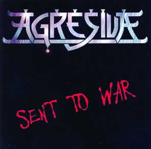 AGRESIVA - Sent to war      Maxi CD