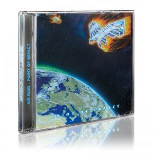 AIR RAID - Point of impact      CD