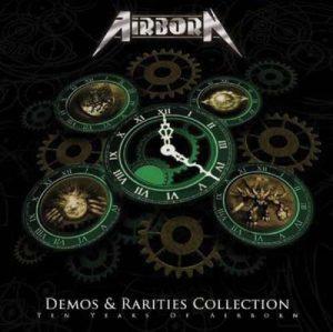 AIRBORN - Demos & rarities collection      CD
