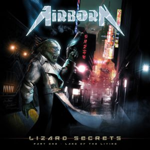 AIRBORN - Lizard secrets      CD
