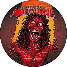 AIRBOURNE - Breakin` outta hell      LP