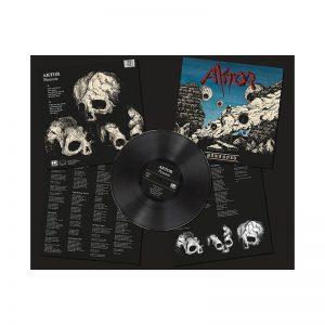 AKTOR - Paranoia      LP
