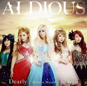 ALDIOUS - Dearly      Maxi CD