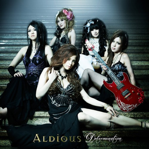 ALDIOUS - Determination      CD&DVD