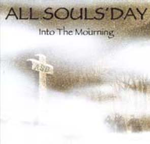 ALL SOULS´ DAY - Into the mourning      CD