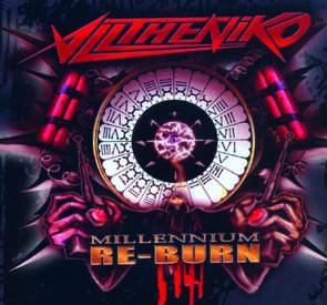 ALLTHENIKO - Millennium re-burn      CD