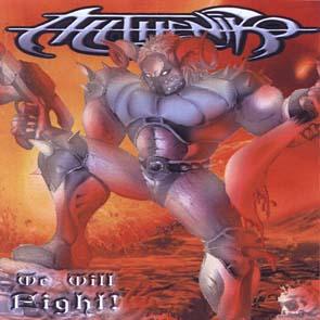 ALLTHENIKO - We will fight!      CD