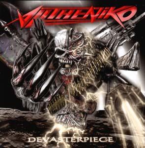 ALLTHENIKO - Devasterpiece      CD