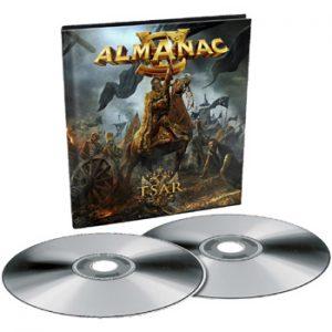 ALMANAC - Tsar - digibook      CD&DVD