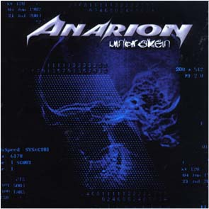 ANARION - Unbroken      CD