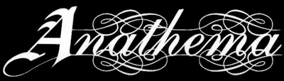 ANATHEMA - Logo - Stripe      Aufnäher