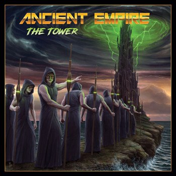 ANCIENT EMPIRE - The tower      CD
