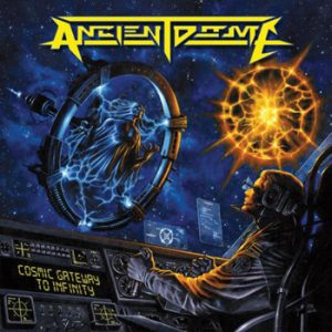 ANCIENT DOME - Cosmic gateway to infinity      CD