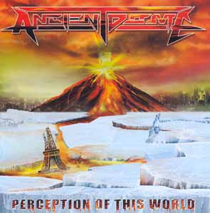 ANCIENT DOME - Perception of this world      CD