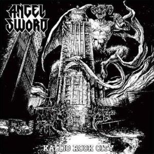 ANGEL SWORD - Kallio Rock City      Single