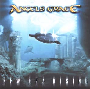 ANGELS GRACE - New era rising      CD