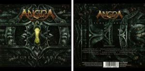 ANGRA - Secret garden      CD