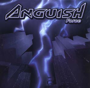 ANGUISH FORCE - 2: City of ice      CD