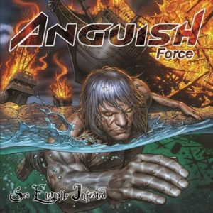 ANGUISH FORCE - Sea eternally infested      CD