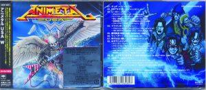 ANIMETAL USA - W - new album 2012!      CD