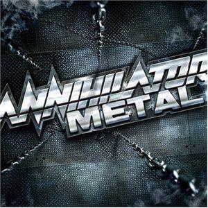 ANNIHILATOR - Metal      CD