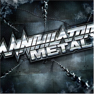 ANNIHILATOR - Metal      CD