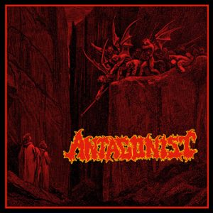 ANTAGONIST - Damned and cursed... to life on earth      CD