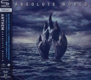 ANTHEM - Absolute world      CD