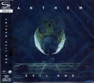 ANTHEM - Evil one      Maxi CD