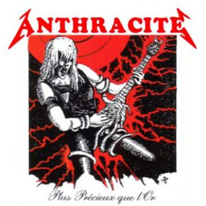 ANTHRACITE - Plus precieux que l´or      CD
