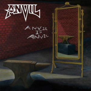 ANVIL - Anvil is Anvil - digipak      CD