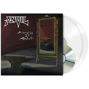 ANVIL - Anvil is Anvil      DLP