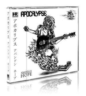 APOCALYPSE - Abandon hope      2-CD
